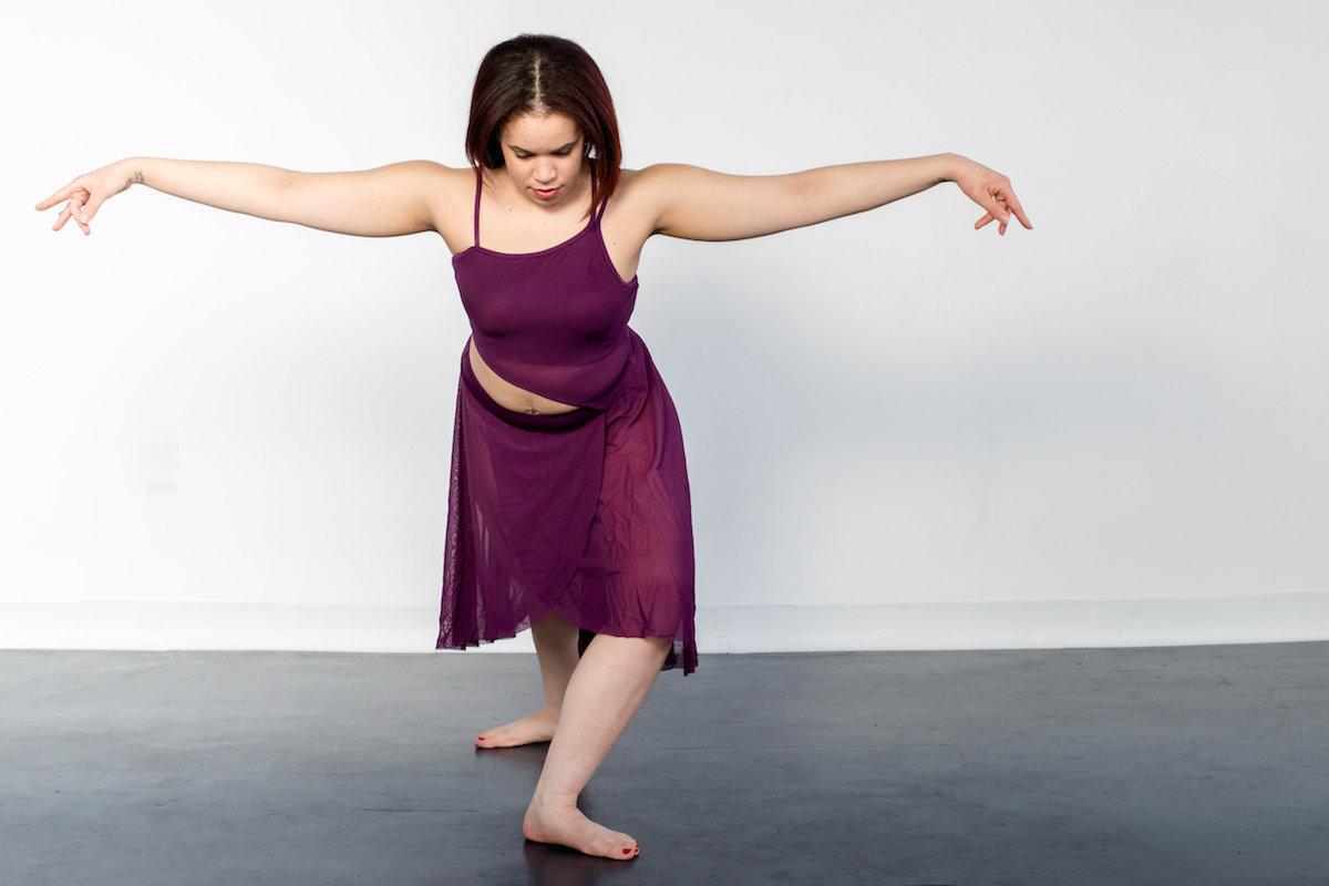 Imani's Dance Portraits