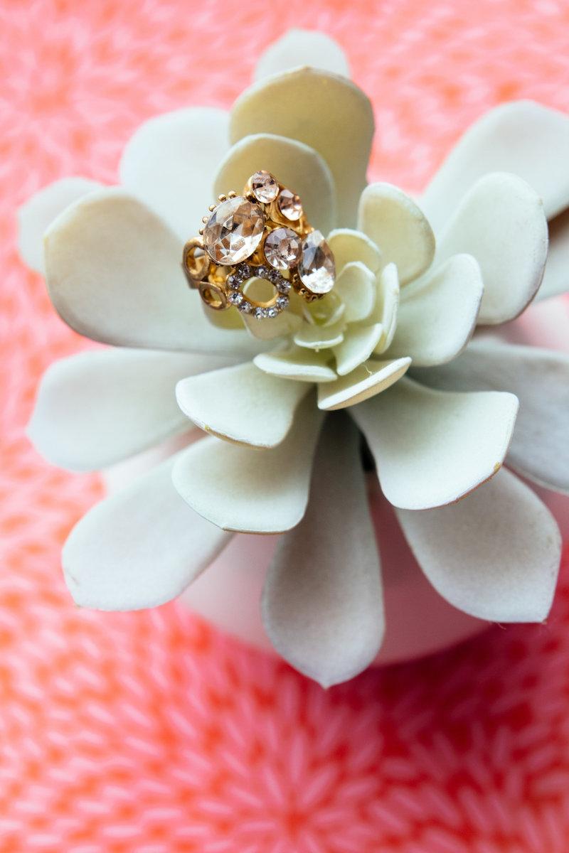 Jewelry Flatlay
