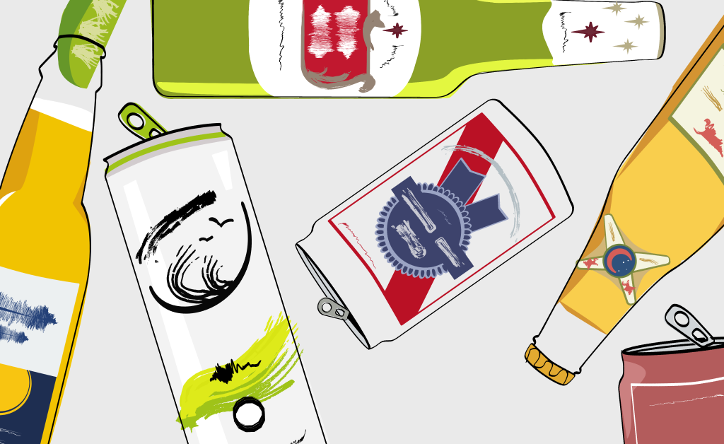 Drink Illustrations